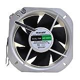 N / A Cooling Fan Maxair LKT22580B38,Server Cooler Fan Maxair LKT22580B38 380v, Cabinet Ventilation Metal Cooling Fan for 225x225x80mm 2-Wire
