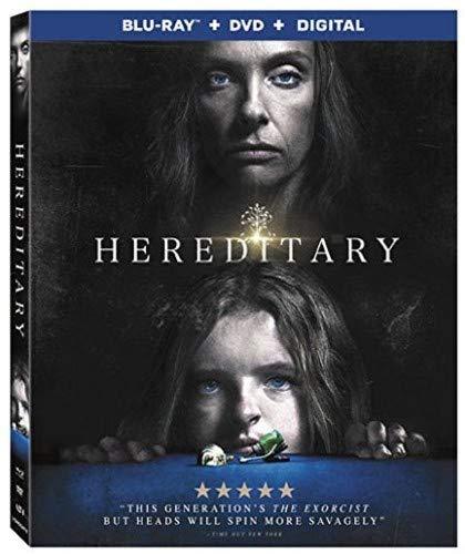 Hereditary [Blu-ray + DVD + Digital]