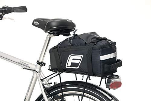 FISCHER 2in1 Gepäckträgertasche