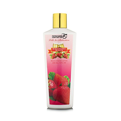 Donna Bella Cosmetics - Gel corporel Strawberry Nights