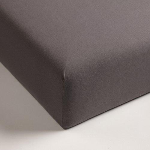Beddinghouse Jersey hoeslaken / 80/90 * 200/210 cm/antraciet