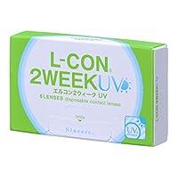 エルコン2ウィークUV、2週間タイプ#BC:8.7 パワー:-2.25