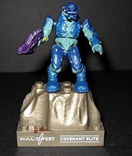 Halo Fest: Mega Blok Exclusive Elite minifigure *loose*