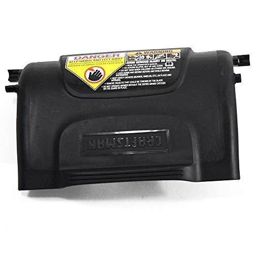 Craftsman 581747804 Mower Discharge Chute Rear Door