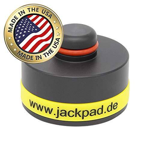 werkzeugbude24 Original jackpad® Wagenheber Adapter passend für Tesla Model X - !!! Kein Gummiadapter !!!