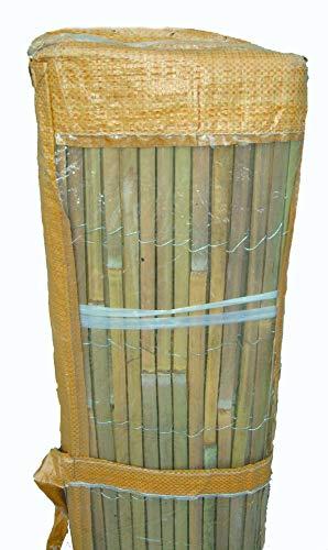 ESPRIT JARDIN CANISSE Bambou REFENDU - 2M x 5M