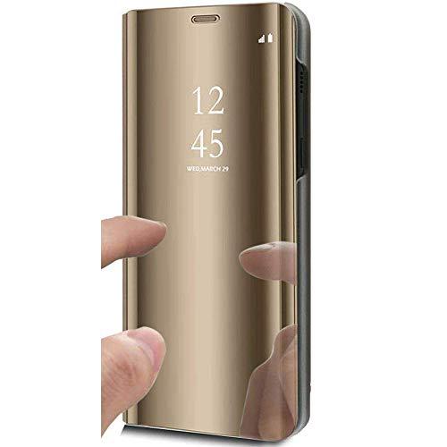 ikasus - Funda para Huawei Honor 10, funda espejada de lujo, brillante Ultra Th