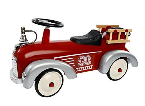 Macchina Trasporto dei Pompieri cavalcabile