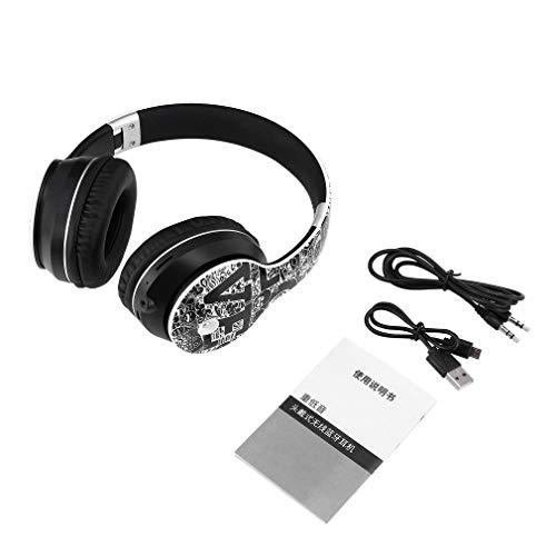 SADES SA810 Gaming Headset per la nuova Xbox One, controller PS4, 3.5 mm cablato over-ear rumore isolamento MIC controllo del volume per MAC/PC/PS4/Xbox One/computer/telefoni (camouflage)