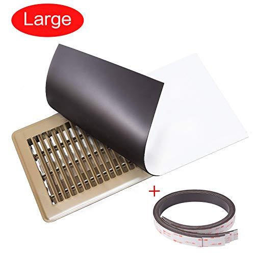 Cubierta de Ventilación Magnética (Paquete de 3), Decoración de Cubierta de Ventilación Grande 7.8