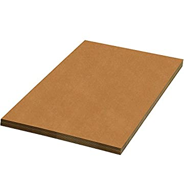 It's cardboard. You know you want to buy some.