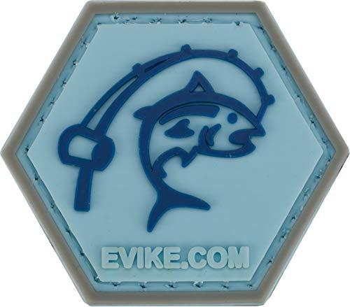 Evike Operator Profile PVC Hex Patch Fishing Series 1 (Style: Fishing)