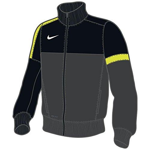 Nike Jacket Comp13 B SDL Knit, Anthracite/Black/Volt/White, XL
