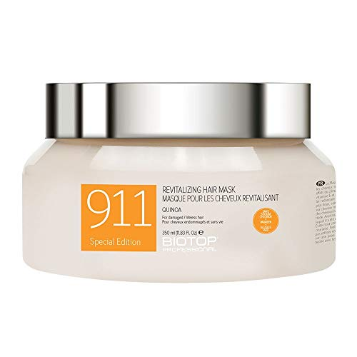 Biotop 911 Quinoa Hair Mask 350 ml, 11.83 fluid ounces