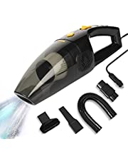 Diswa High Power Handheld Car Vacuum Cleaner for Car Dry and Wet DC12V