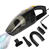 Dealcrox New High Power Handheld Car Vacuum Cleaner for Car Dry and Wet