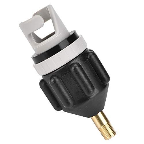 Adaptador de válvula de Bomba Conector de válvula Adaptador de Bomba de Bote Inflable
