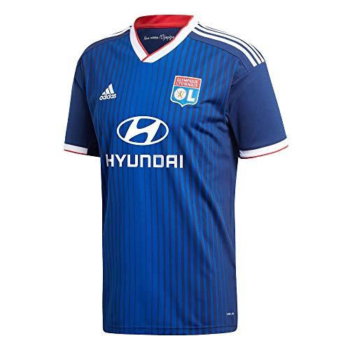 adidas Performance Olympique Lyon Trikot Away 2019/2020 Herren dunkelblau/Weiss, XL