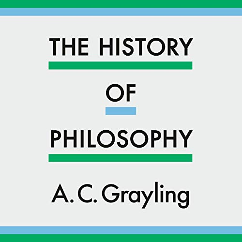 The History of Philosophy audiobook cover art