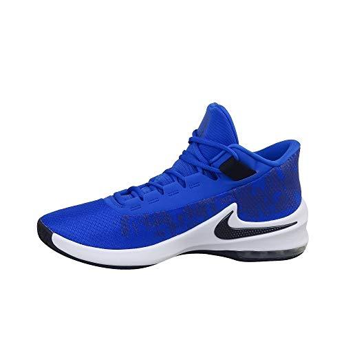 Nike Air Max Infuriate 2 Mid, Scarpe da Fitness Uomo, Multicolore (Game Royal/Black/White 400), 47.5 EU