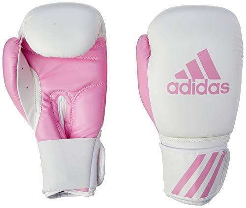 ADIDAS Response Boxing 12OZ Branco/Rosa