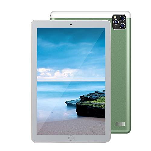 Tablet PC, 10.1 Pulgadas 6G + 128GB, Retina HD De Ocho Núcleos, Computadora Portátil Ultradelgada De Oficina Y Estudio, Navegación GPS 3G / 4G Llamada WiFi Internet GPS Tableta PC