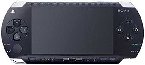 Sony PSP Playstation Portable Core System with 2 Batteries - Black (Renewed)