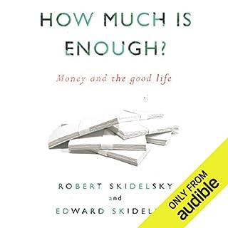 Couverture de How Much is Enough?