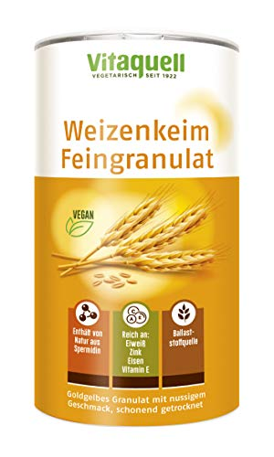 Vitaquell Weizenkeim Feingranulat 250 g