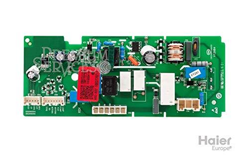 Original Haier-Ersatzteil: Elektronikkarte für Wäschetrockner Herstellernummer SPHA00605699 | Kompatibel mit den folgenden Modellen: HD80-A82;HD70-A82;HD80-A82-F;HD80-A82-DF | power board