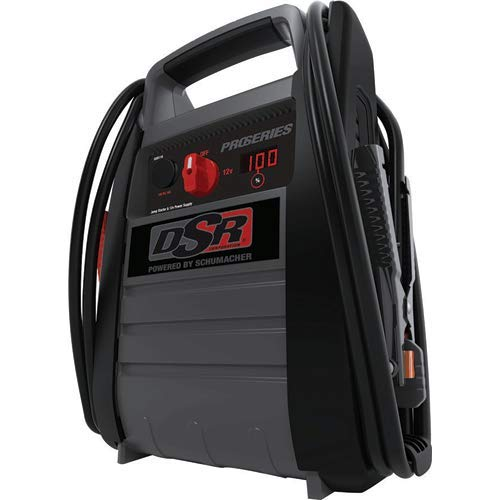 Check Out This 2200 Peak Amp Jump Starter