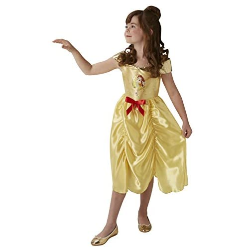 Rubie's Bella E La Bestia Movie Costume Belle per Bambini, S, IT640708-S