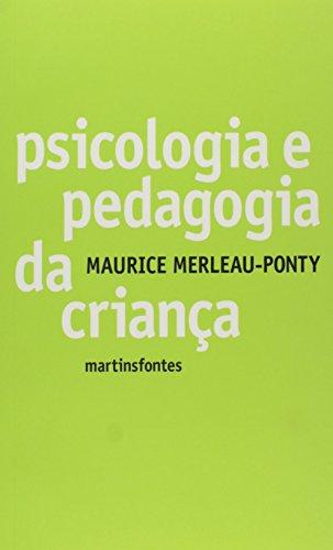 Psicologia e Pedagogia da Criança