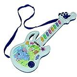 Ballylelly Guitare électrique Jouet Jeu Musical Enfant garçon Fille Enfant en Bas âge Apprentissage développement électronique Jouet éducation Cadeaux d'anniversaire