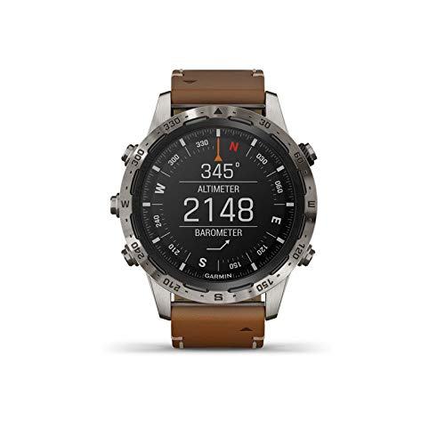 Garmin MARQ Expedition, Men's Luxury Tool Watch Built with Premium Materials for Exploration and Adventure
