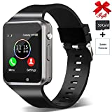 Smart Watch,Touchscreen bluetooth Smartwatch with Call&Message Notification Sync Camera Music Play...