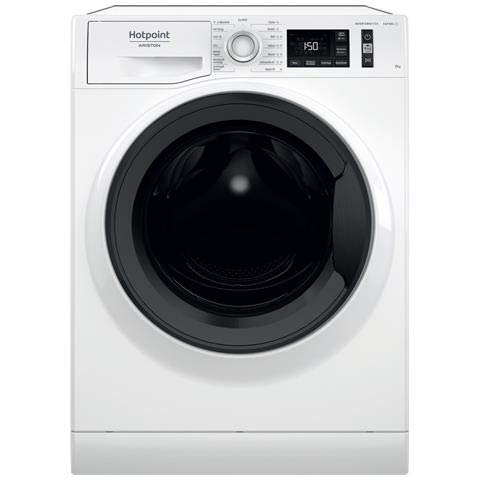 Hotpoint - Lavatrice Standard NG845WMA IT N Active Care 8 Kg Classe B Centrifuga 1400 giri
