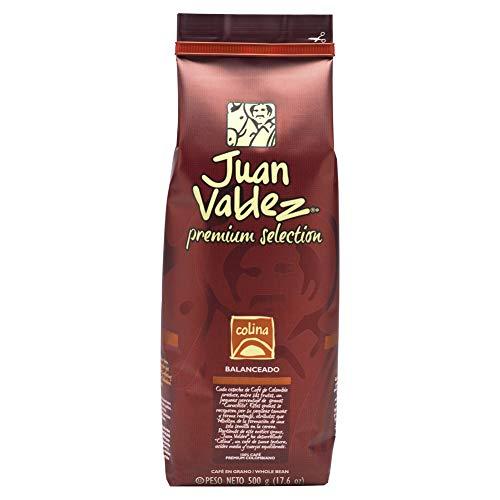 Juan Valdez Premium Colina Café en Grano, 500g