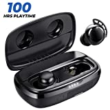 Tribit FlyBuds 3 Wireless Earbuds – 100H Playtime 2600mAh Charging Case IPX7 Waterproof