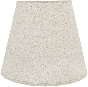 Aspen Creative 32801 Beige Transitional Bell Shape Spider Construction Lamp Shade 18 Wide 11 product image