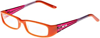 Sweet Years Womens Optical Frames [105-3 Orange-52]