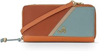 Baggit Women's Wallet (Tan) (Unitsnits 1)