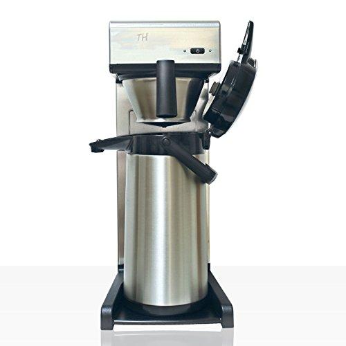 Bonamat TH10 Kaffeemaschine Coffeefair, inkl. Kanne mit Edelstahl