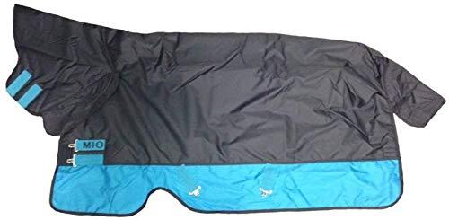 Horseware Amigo Mio All-In-One medium 200 Gramm black turquoise Winterdecke (130)