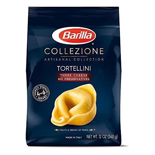 Barilla Collezione Artisanal Pasta, Three Cheese Tortellini, 12 oz