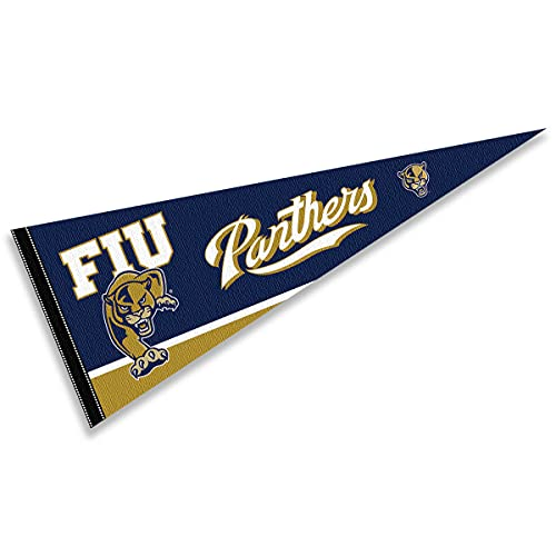 College Flags & Banners Co. Florida International Pennant Full Size Felt
