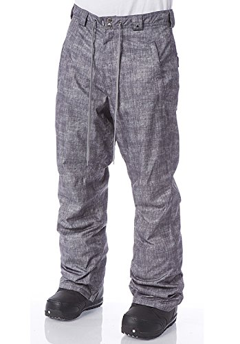 Light winterbekleidung Men's Pants special7 L Bleu - Bleu Jean
