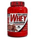 Protéine whey. Proteines musculation. Whey protéine. Protéine isolée. 100% Deluxe Whey Double Chocolate. Shake de protéines musculaires. Isoler les protéines. Whey protéin isolate. Whey isolate.