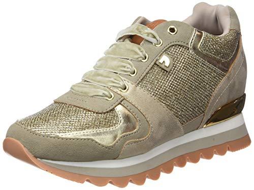 Gioseppo 46568-P, Zapatillas para Mujer, Dorado (Oro Oro), 41 EU