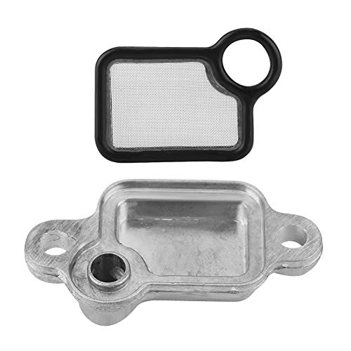 Akozon Valve Timing Filter Car Engine Variable Timing Valve Filter 15840-RAA-A00 for Accord 2003-2012